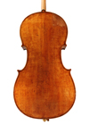 cello - Carlo Annibale Tononi - back image