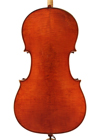 cello - Claude Augustin Miremont - back image