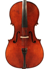 cello - Claude Augustin Miremont - front image