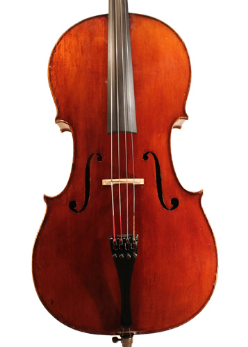 cello - Neuner and Hornsteiner - front image