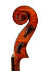 viola - Louis Joseph Germain Luthier - scroll image