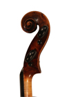 violin - Agydius Klotz - scroll image