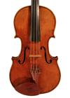violin - Alessandrus Despine - front image