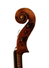 violin - Alessandrus Despine - scroll image