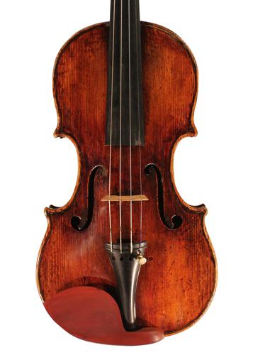 violin - Antonio Casini - front image