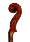 violin - Antonio Guadanini - scroll image