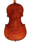 violin - Bernardus Calcanius - back image