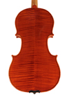 violin - Borj Bernabeu - back image