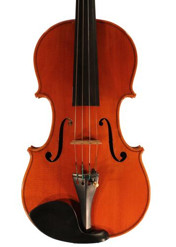 violin - Borj Bernabeu - front image