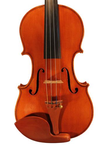 violin - Costanzo Pedicino - front image