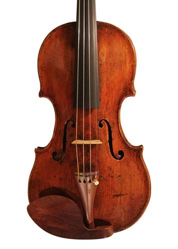 violin - Dom Nicolo Amati - front image