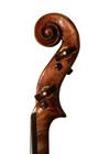 violin - Dom Nicolo Amati - scroll image