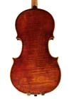 violin - Francois Louis Pique - back image
