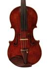 violin - Francois Louis Pique - front image