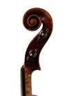 violin - Francois Louis Pique - scroll image