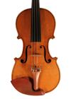 violin - Gagliano School - front image