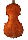 violin - Gioffredo Cappa - back image