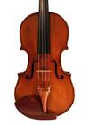 violin - Giovanni Battista Rogeri - front image