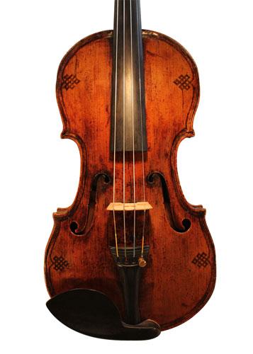 violin - Giovanni Paolo Maggini - front image