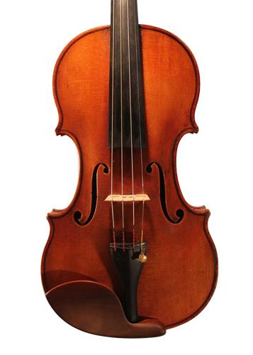 violin - Giuseppe Fiorini - front image