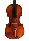 violin - Giuseppe Guarneri Son of Andrea - front image