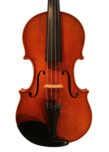 violin - Giuseppe Lucci - front image