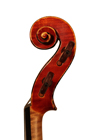 violin - Hannibal Fagnola - scroll image
