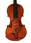 violin - Hendrik Jacobs - front image