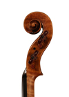 violin - Jacobus Stainer - scroll image
