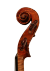 violin - Joseph Guarnerius Alumnus Andrea Gisalberti - scroll image