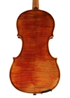 violin - Labeled Josseppe Antonio Rocca - back image