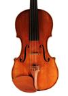 violin - Labeled Josseppe Antonio Rocca - front image