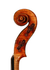 violin - Labeled Josseppe Antonio Rocca - scroll image