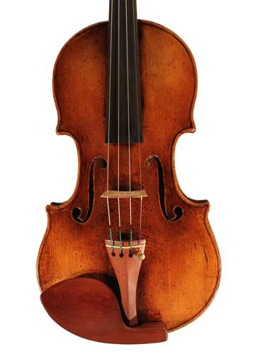 violin - Lorenzo Guadanini - front image