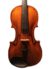 violin - Lorenzo and Tomaso Carcassi - front image