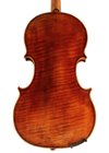 violin - Low Countries Violin - back image