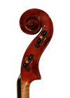 violin - Luigi Mozzani - scroll image