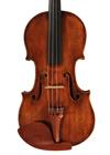 violin - Nicola Gagliano - front image