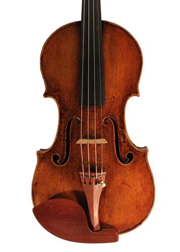 violin - Pietro Antonio Dalla Costa - front image