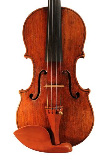 violin - Pietro Tononi - front image