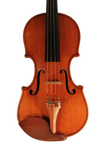 violin - Plinio Michetti - front image