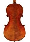 violin - Santo Seraphin - back image
