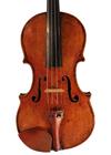 violin - Santo Seraphin - front image