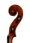 violin - Santo Seraphin - scroll image