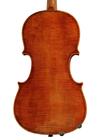 violin - Stefano Scarampella School - back image