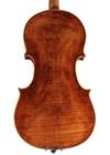 violin - Thomas Andreas Hulinzky - back image