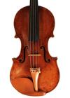 violin - Thomas Andreas Hulinzky - front image