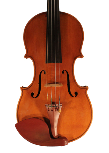 violin - Vincenzo Sannino - front image