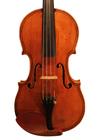 violin - Vincenzo Trusiano Panormo - front image
