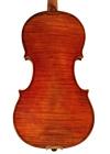 violin - W.E. Hill and Sons - back image